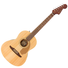 Fender Sonoran Mini Acoustic Guitar with Gig Bag - Natural