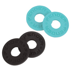 Fender Strap Blocks - Daphne Blue & Black