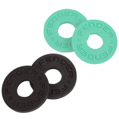 Fender Strap Blocks - Surf Green & Black