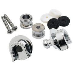 Fender Strap Locks & Strap Buttons - Chrome (0990690000)