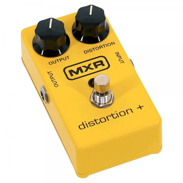 Distortion + Guitar Effects Pedal