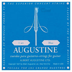 Augustine Classical Guitar Strings Blue Label High Tension