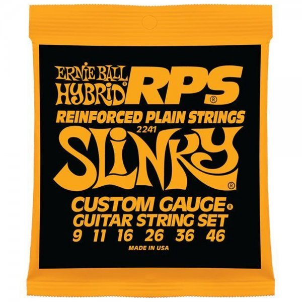 RPS Hybrid Slinky Electric Guitar Strings 9-46