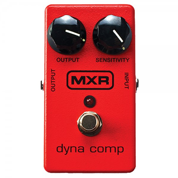 M102 Dyna Comp Compressor Guitar Effects Pedal