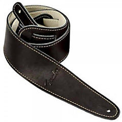 Fender Ball Glove Leather Guitar Strap - Black