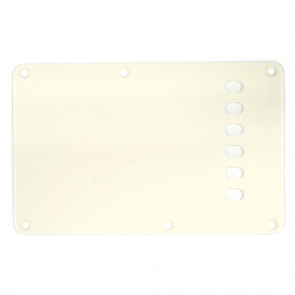 ST Backplate - White