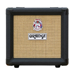 "Orange Amps PPC108 Micro Dark 1x8"" Cab - Black"