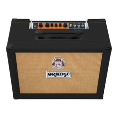 "Orange Amps Rocker 32 2x10"" 30 Watt Valve Combo - Black"