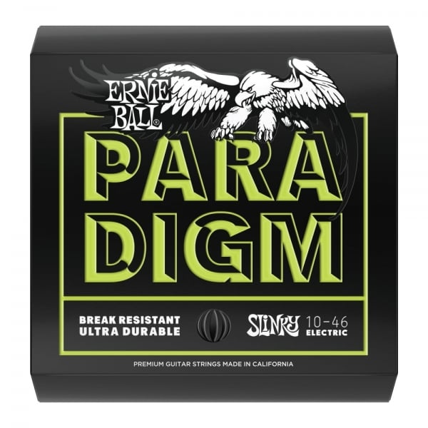 Paradigm Coated Regular Slinky Electric Guitar Strings - 10-46