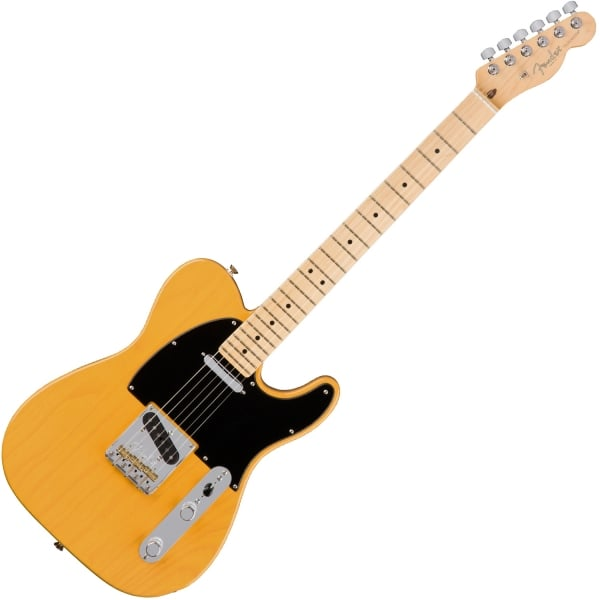 American Professional Telecaster - Butterscotch Blonde - Maple Fingerboard