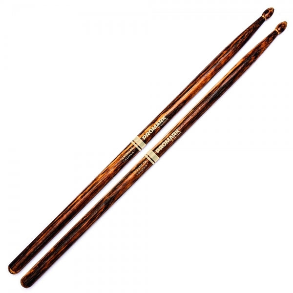 TX5AW-FG FireGrain 5A Drum Sticks - Wooden Tip