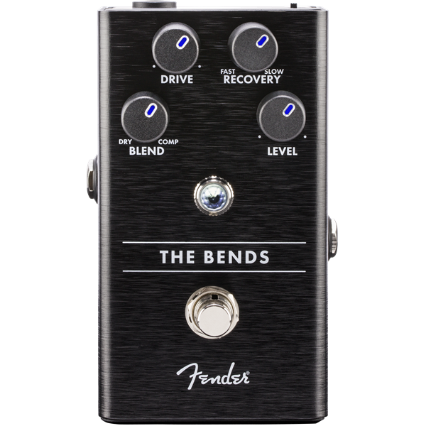 The Bends Compressor Effects Pedal