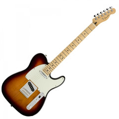 Fender Player Telecaster - Maple Fingerboard - 3 Colour Sunburst