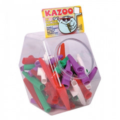 Trophy Single Plastic Kazoo