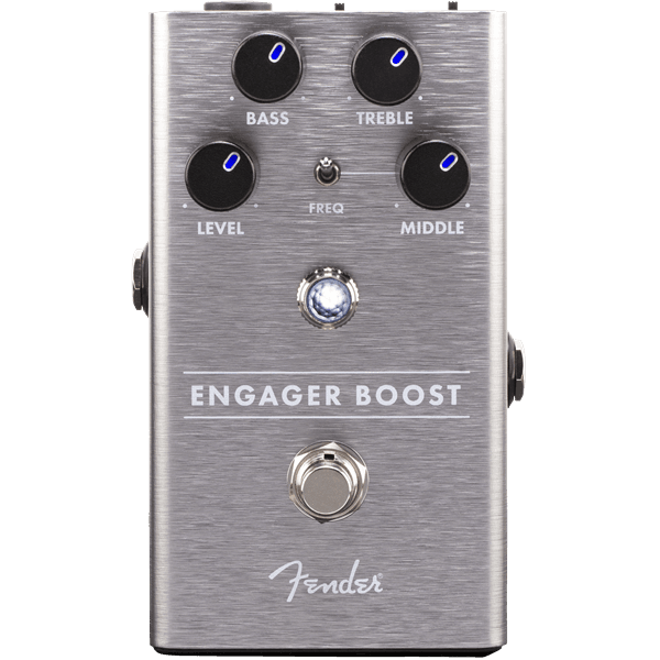 Engager Boost Effects Pedal