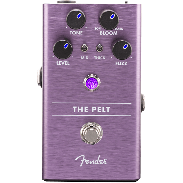 The Pelt Fuzz Effects Pedal
