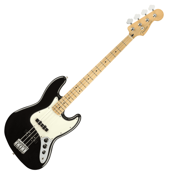 Player Jazz Bass - Maple Fingerboard - Black