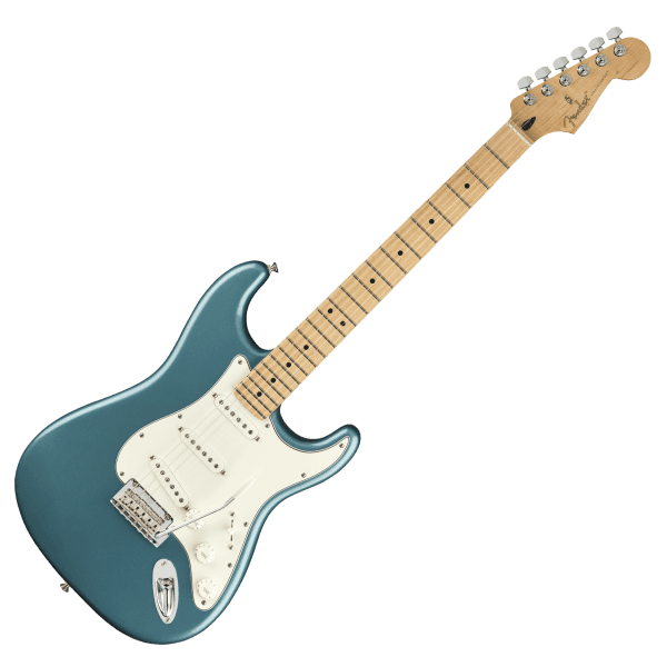 Player Stratocaster - Maple Fingerboard - Tidepool Blue