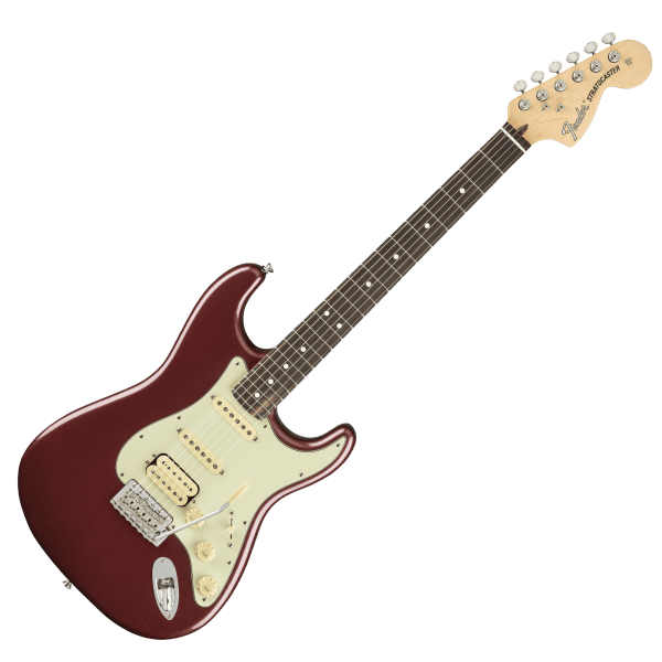 American Performer Stratocaster - HSS - Rosewood Fingerboard - Aubergine