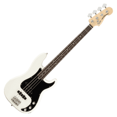 Fender American Performer Precision Bass - Rosewood Fingerboard - Arctic White