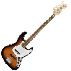 Squier Affinity Series Jazz Bass - Laurel Fingerboard - Brown Sunburst