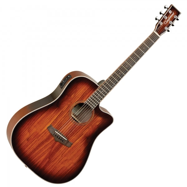TW5-KOA Dreadnought Electro-Acoustic Guitar
