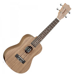 Tanglewood Tiare Concert Ukulele - All Black Walnut