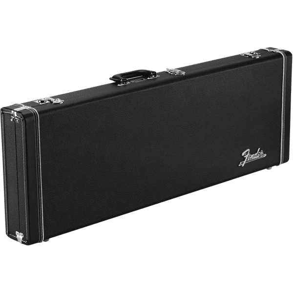 Classic Series Electric Guitar Hard Case - Jazzmaster/ Jaguar - Black