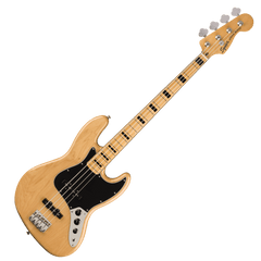 Squier Classic Vibe 70's Jazz Bass Guitar - Natural