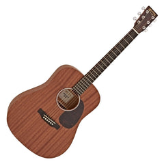 Martin Guitars Dreadnought Junior 2 Sapele Acoustic - Includes Deluxe Gig Bag