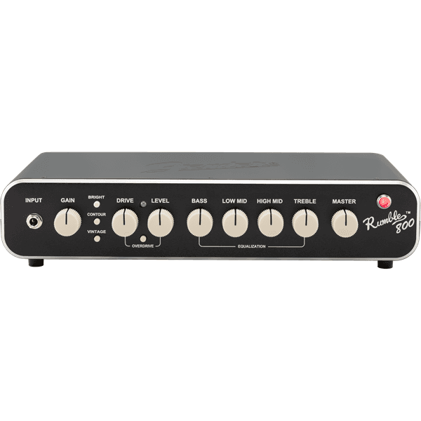 Rumble 800 HD Bass Amp Head