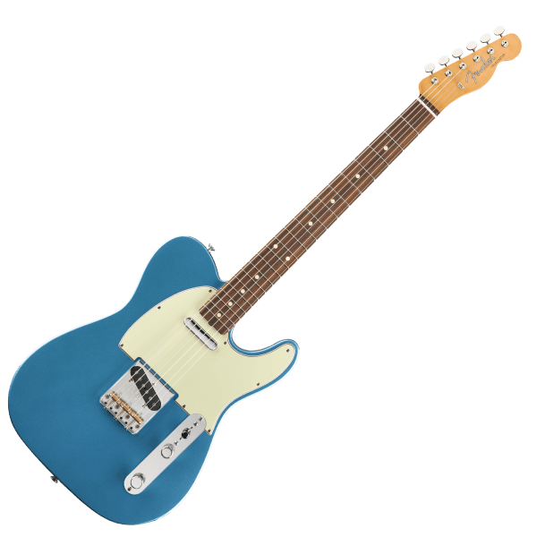 Vintera '60s Modified Telecaster - Pau Ferro Fingerboard - Lake Placid Blue