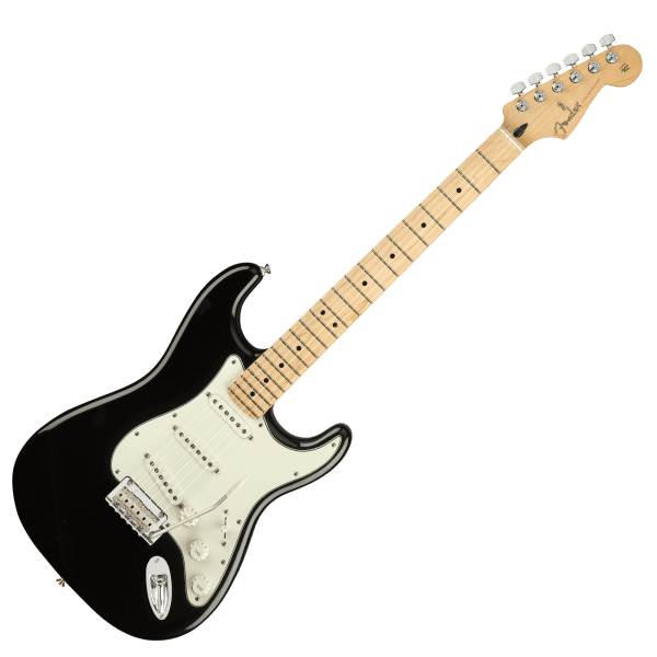 Player Stratocaster - Maple Fingerboard - Black