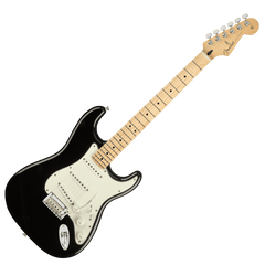 Fender Player Stratocaster - Maple Fingerboard - Black