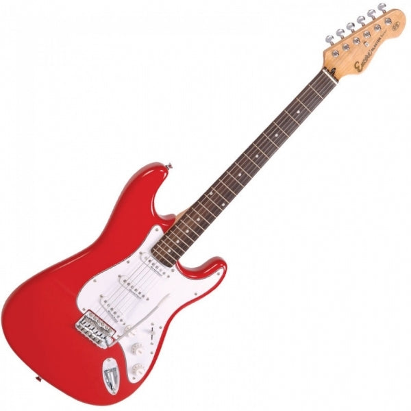 E6 Electric Guitar - Red