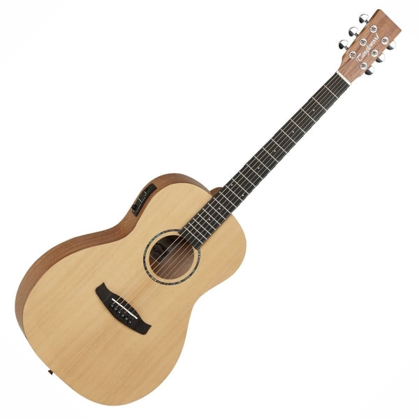 TWR2-PE Roadster II Parlour Electro Acoustic Guitar - Natural