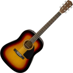 Fender CD-60 Dreadnought Acoustic Guitar - Sunburst