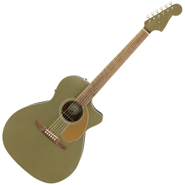Newporter Player Electro Acoustic - Olive Satin