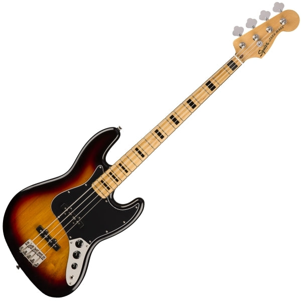 Classic Vibe '70s Jazz Bass Guitar - Sunburst