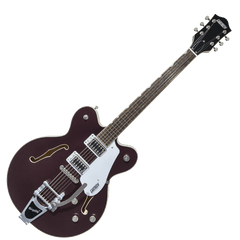 Gretsch Electromatic G5622T Double Center Block with Bigsby - Dark Cherry Metallic