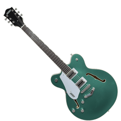 Gretsch Electromatic G5622LH Center Block with V-Stoptail - Georgia Green - Left-Handed