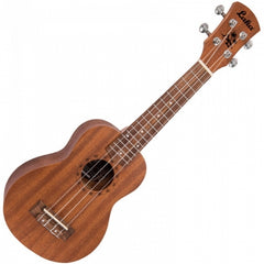 Laka VUS5N Soprano Ukulele with Gig Bag - Natural