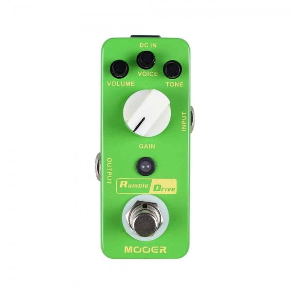 Rumble Drive Overdrive Effects Pedal