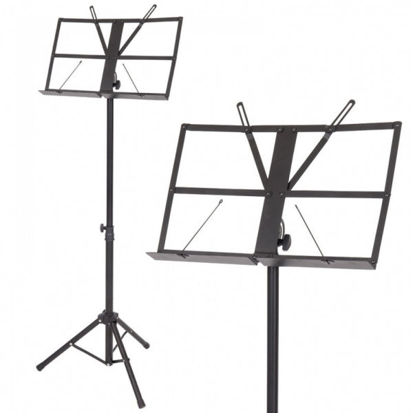 OPS6 Heavy Duty Music Stand - Black