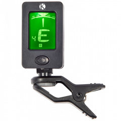 Kinsman Clip On Chromatic Tuner - Black