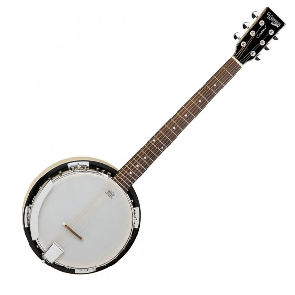 TWB 18 M6 Maple 6 String Banjo