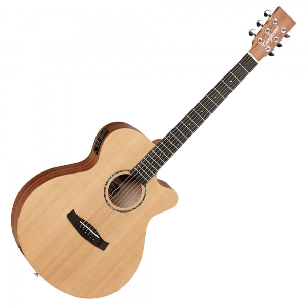 TWR2-SFCE Roadster II Super Folk Electro Acoustic Guitar - Natural