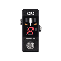 Korg Pitchblack Mini Floor Tuner
