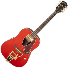 Gretsch G5034TFT Rancher - Fideli-Tron Pickup - Bigsby Tailpiece - Savannah Sunset