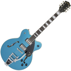 Gretsch G2622T Streamliner Centre Block Double Cut with Bigsby - Riviera Blue